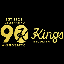 Graphic for the 90th celebration